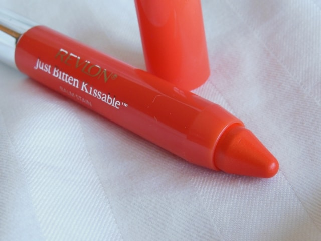Revlon Just Bitten Kissable Balm Stain-Rendezevous 040 Review