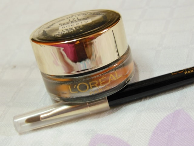 L'Oreal Infallible Lacquer Liner 24hr Eye Liner Blackest Black