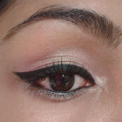 LOreal-Paris-Infallible-Lacquer-Liner-24hr-Eye-Liner-Blackest-Black-EOTD