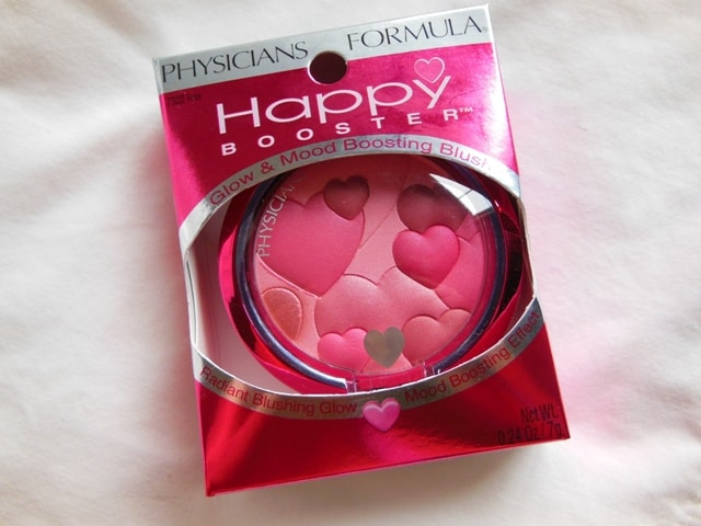 Physician's Formula Happy Booster Glow and Mood Boosting Blush-Rose
