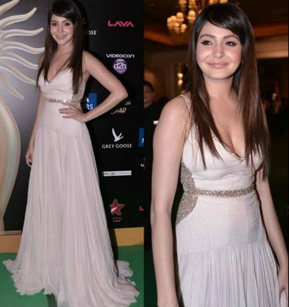 Anushka Sharma-IIFA Awards 2013