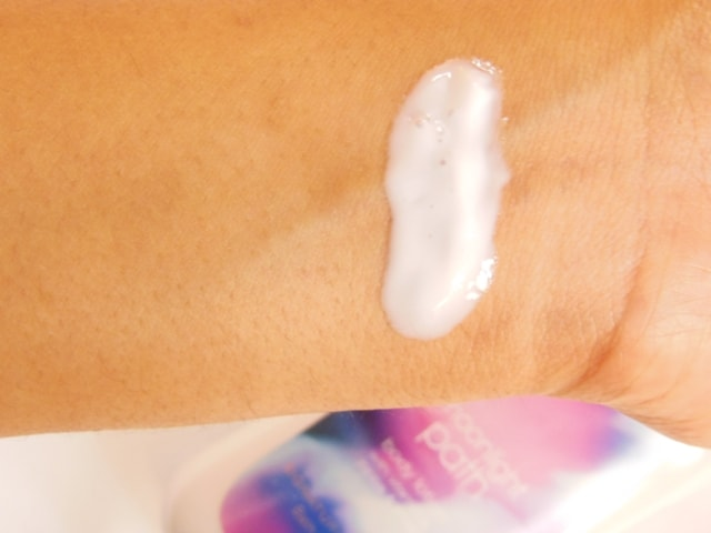 Bath and Body Works Body Lotion Moonlight Path Swatch
