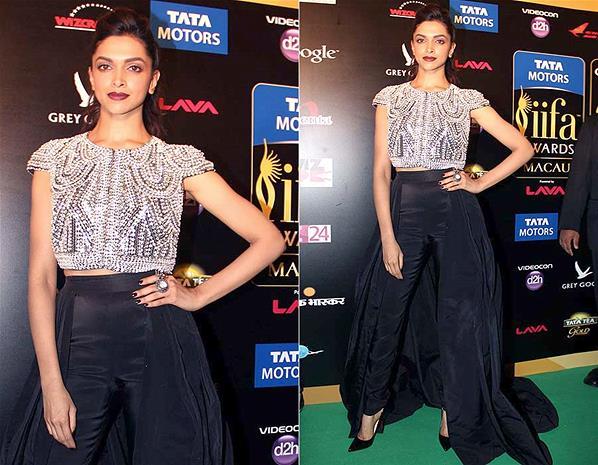 Deepika Padukone IIFA Awards 2013
