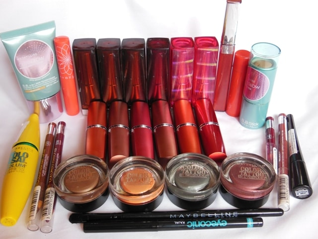 Favorite Drugstore Makeup Brand Maybelline