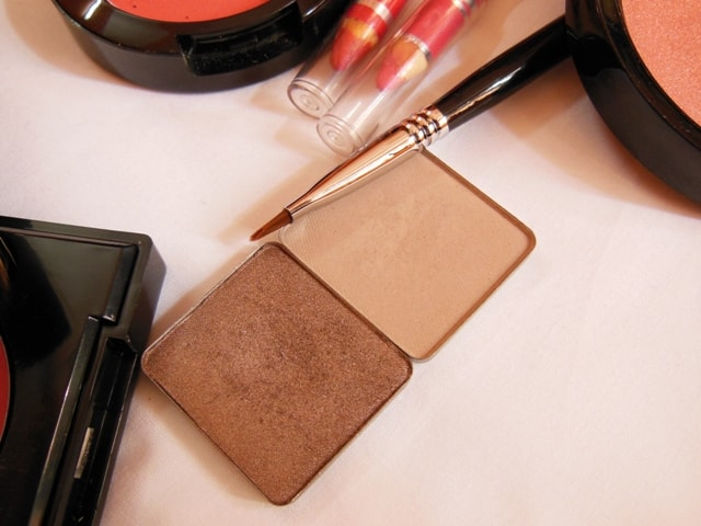 Makeup Favorites This Month @ July 2013 - INGLOT Eye Shadows - #402, #390