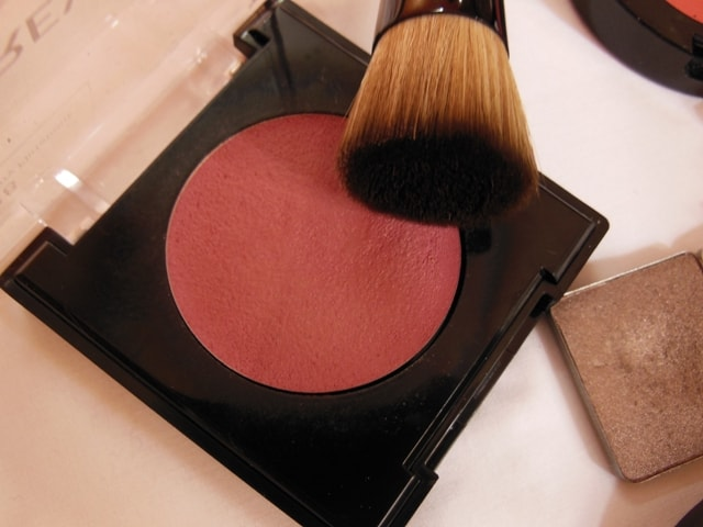 Makeup Favorites This Month @ July 2013 - Revlon Cream Blush- Berry Flirtatious