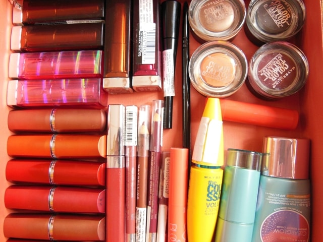 Maybelline-Favorite Drugstore Makeup Brand