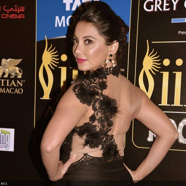 Miissha Lamba   IIFA Awards 2013