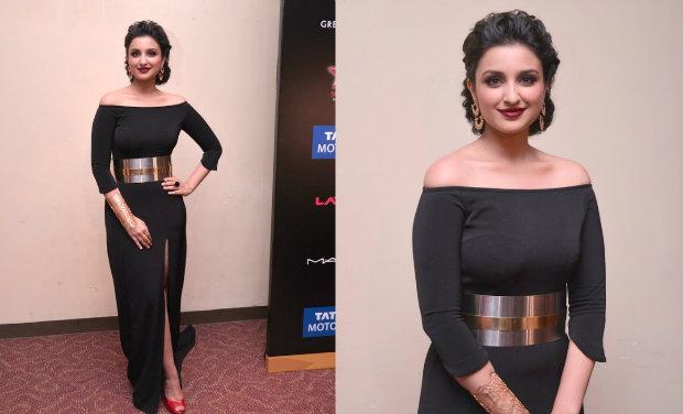 Parineeti Chopra @ IIFA Awards 2013