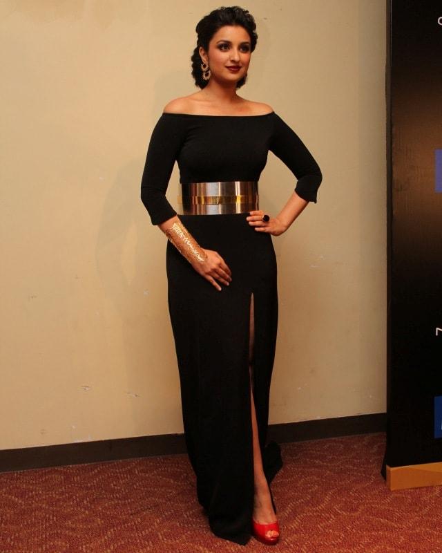 Parineeti Chopra at IIFA Awards 2013