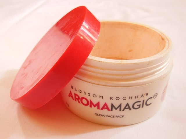 Products Finished - Aroma Magic Glow Face Pack