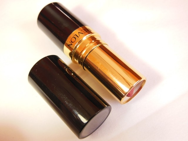Revlon Super Lustrous Creme Lipstick Berry Rich Review