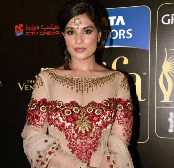 Richa Chadda @ IIFA Awards 2013