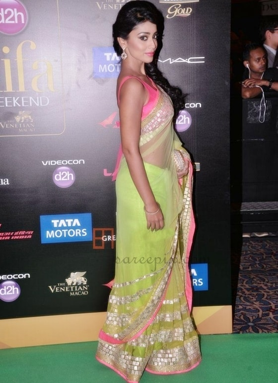 Shriya Saran IIFA Awards 2013 Macau
