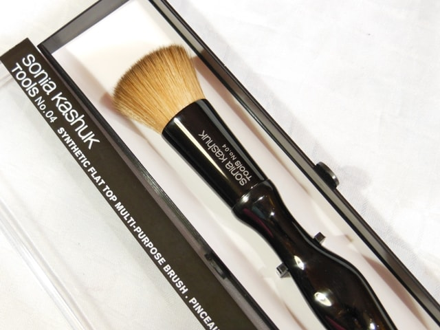 Sonia Kashuk Flat Top Multi-Purpose Brush Review