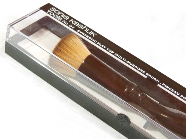 Sonia Kashuk Flat Top Multi-Purpose Brush