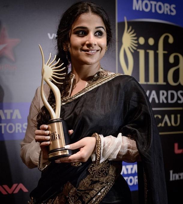Vidya Balan @ IIFA Awards 2013
