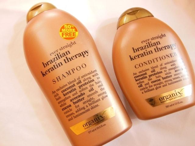 Bath & Body Favorites @ July 2013-Organix Shampoo