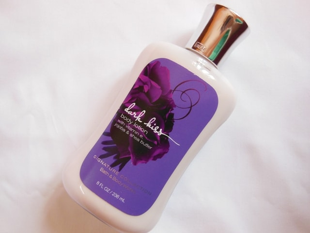 Bath and Body Works Body Lotion Dark Kiss