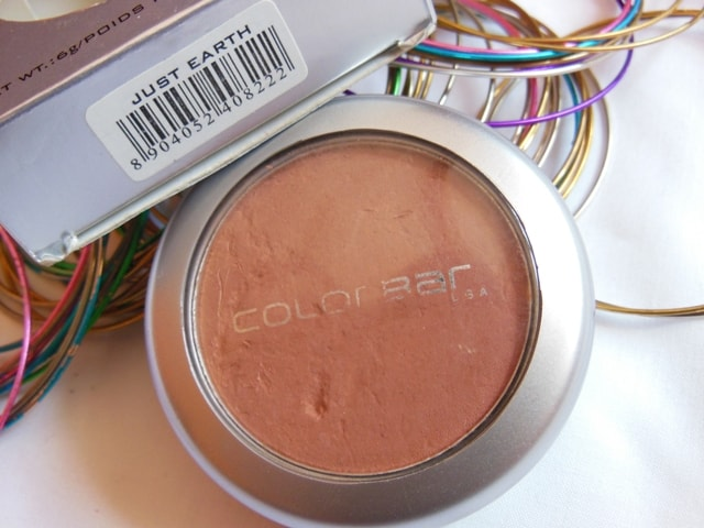 Colorbar Blush Just Earth