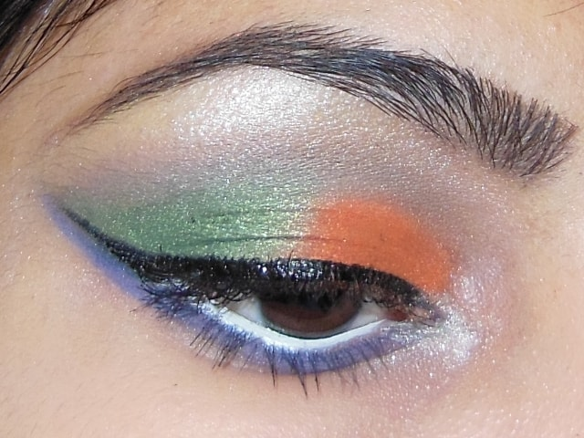 Independence Day 2013 Eye Makeup 4