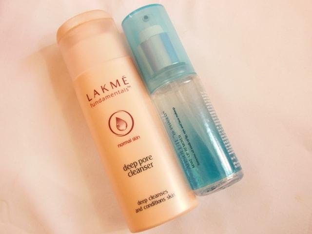 Skin Care Regime-Makeup Removers