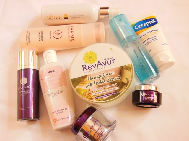 Skin Care Regime This Month July 2013
