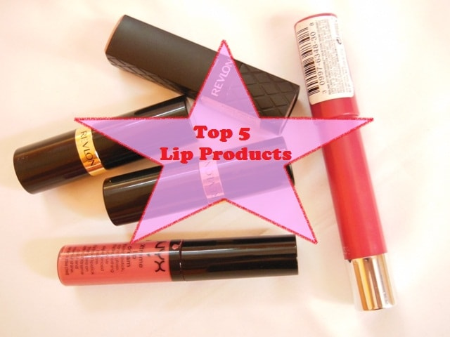 Top-5-Favorite-Lip-products