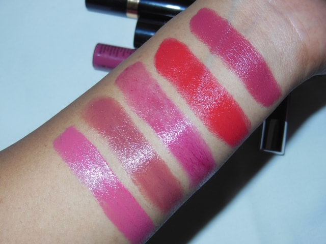 Top 5 Lip products- Swatch With Flash