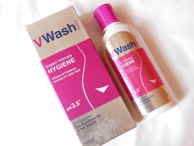 V Wash Intimate Hygiene