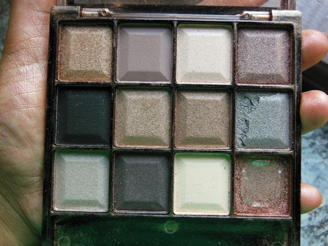 Eye Makeup  Contest Winning Prize-VIVO Color Block Eye Shadow Palette
