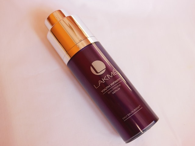 Finally Finished - Lakme Youth Inifinity Skin Firming Serum