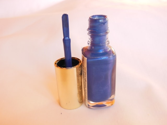 L'Oreal Paris Color Riche Nail Paint Rebel Blue Review