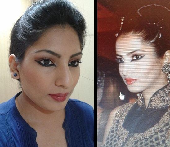 Lakme Fashion Week Inspired Eye Liner Look2