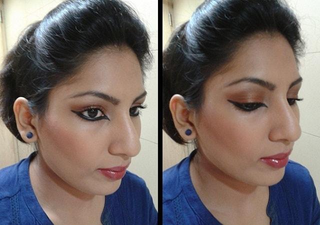 Lakme Fashion Week Inspired Eye Liner Makeup Look