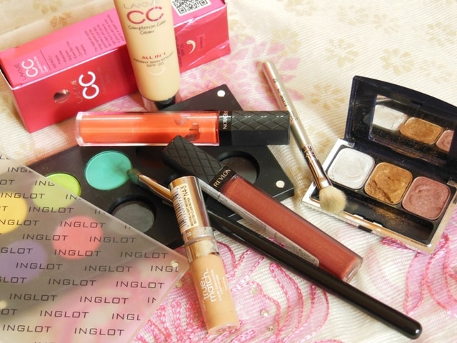 Makeup Favorites This Month @ August 2013