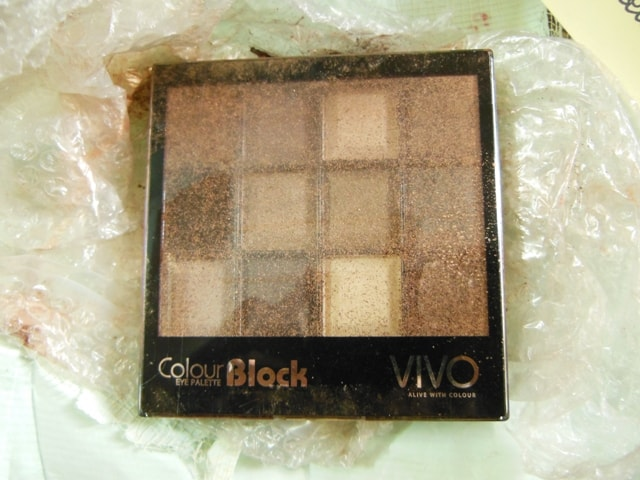VIVO Color Block Eye Shadow Palette - Eye Makeup Contest Prize