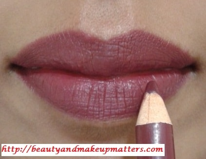 Blog Sale-Maybelline-ColorSensational-Lip-Liner-Midnight-Plum-338-Lip-Swatch