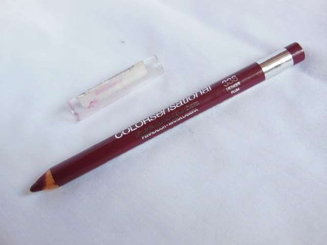 Blog Sale - Maybelline ColorSensational Lip Liner Midnight Plum