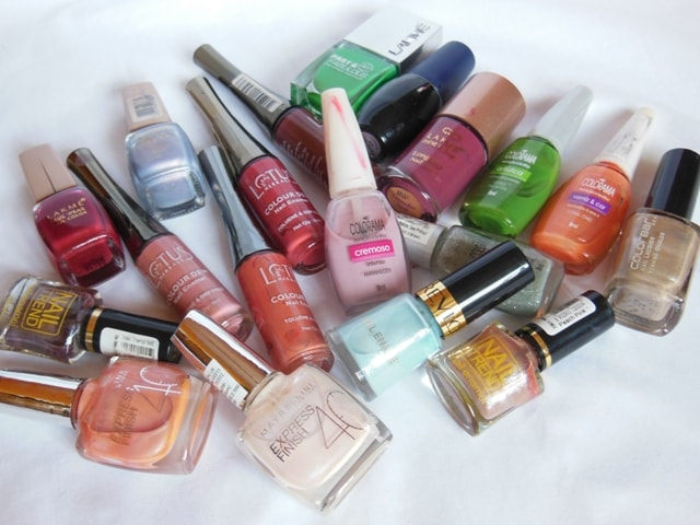Blog Sale - Nail Paints
