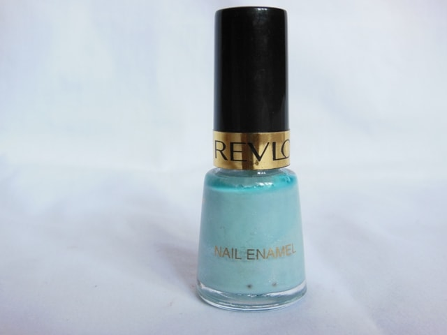 Blog Sale - Revlon Nail Enamel Blue Lagoon