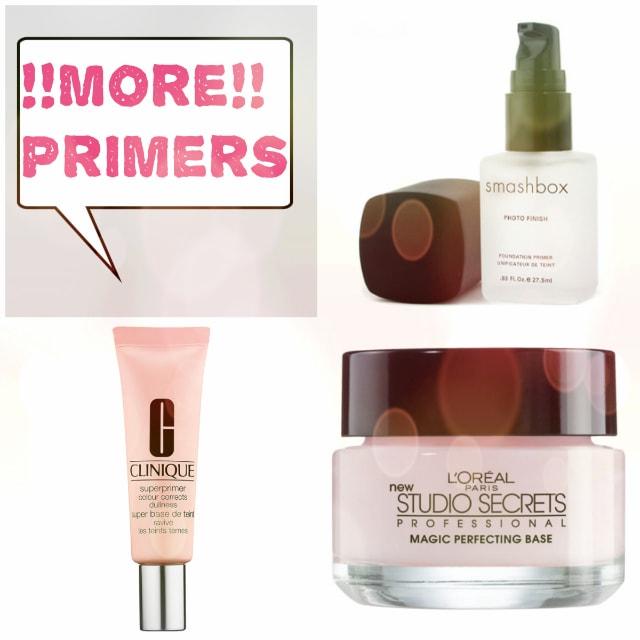 Bridal Beauty Box -More Face Primers