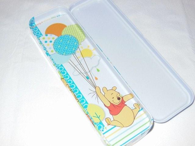 Geometry Case - Pooh Bear