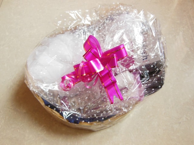 Giveaway- V Wash-Hamper