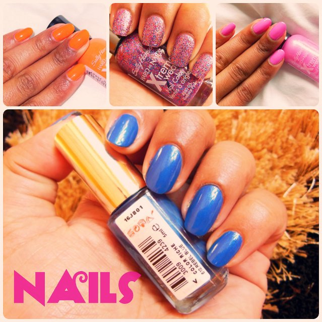 This Or That Beauty Tag - Nails