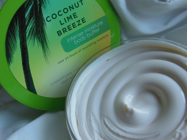 BBW Coconut Lime Breeze Body Butter