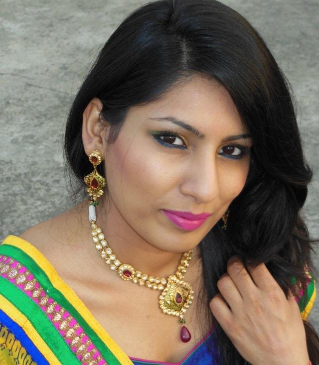 Diwali_Lehenga_Me Makeup 2