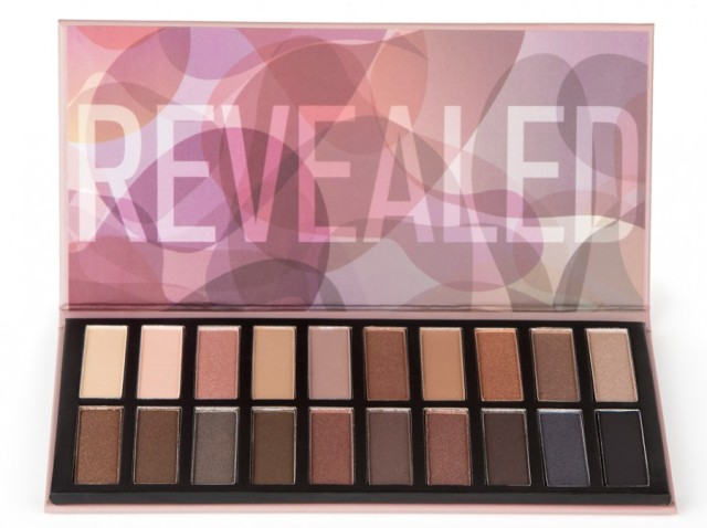 Dupe Discovered - Coastal Scents Revealed Eye Shadow Palette
