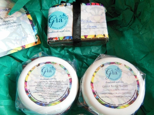 Gia Bath And Body Works Chocolate Box  Haul