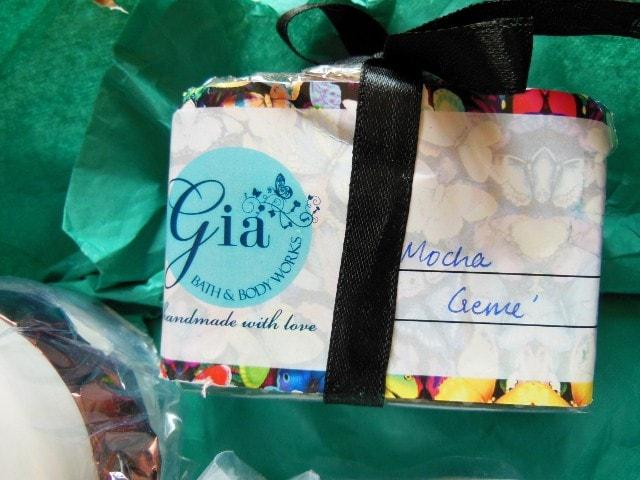 Gia Bath And Body Works Mocha Cream Soap Haul
